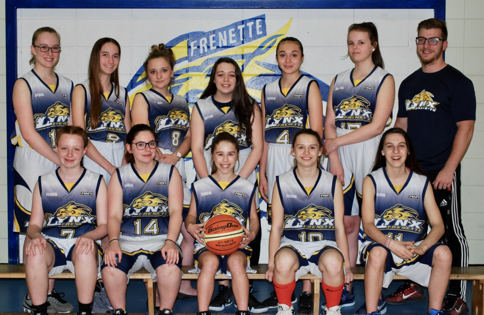 Basket Ball Filles 17 18